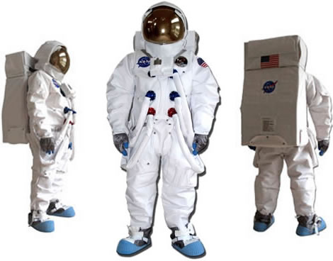 Apollo 11 rymddräkt