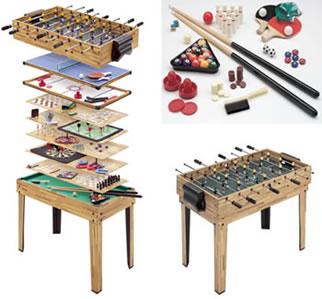 20 bordspel i ett