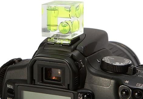 Vattenpass för fotografer