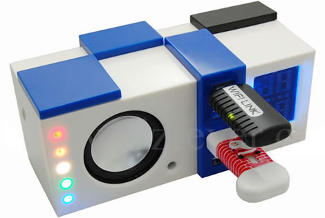 Star Trek-liknande USB-pryl