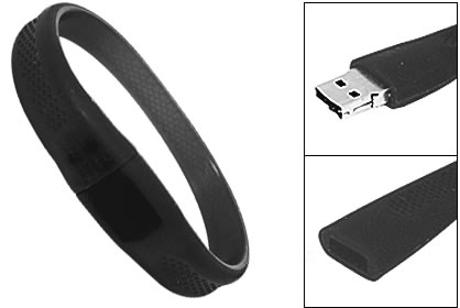 4GB USB-minne som armband