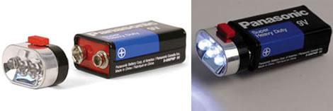Batterilampa