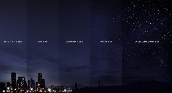 LG Oled_Light Pollution Artwork