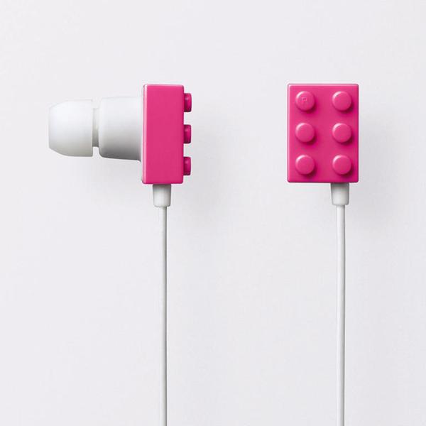 Lego hörlurar