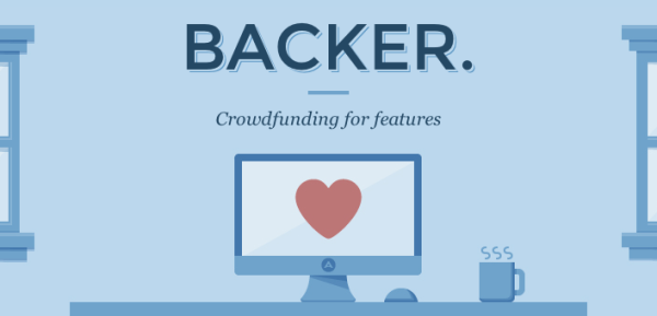 Backer app.net