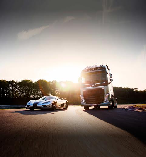 Volvo vs Koenigsegg