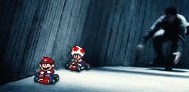 Minority Mario