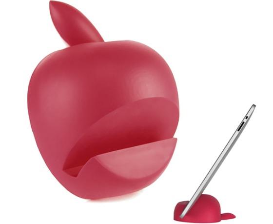 iPad äppelställ