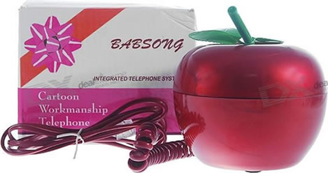 Äppeltelefon