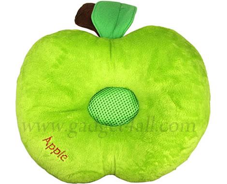 Äppelkudde med inbyggd högtalare