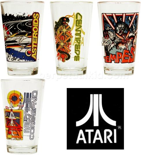 Atari-glas