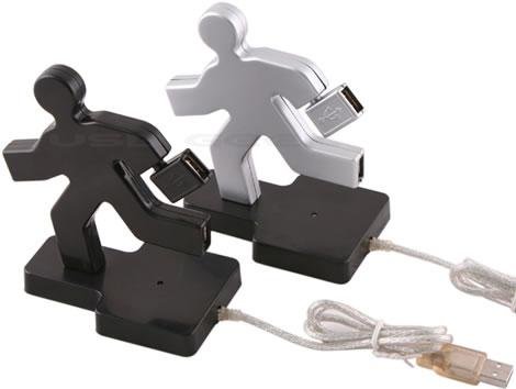 Sportig USB-hub