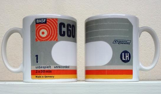 BASF C60 kaffemugg