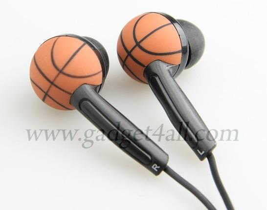 Hörlurar för basketfans