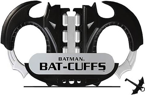 Batman Bat-cuffs