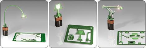 Batterilampor