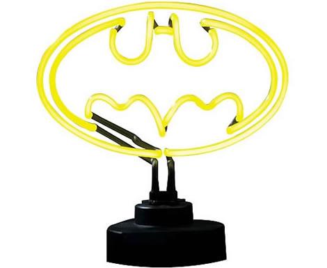 Batman neonskylt