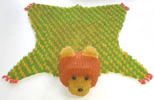 Gummy Bear Rug