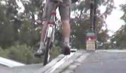 Cykelhiss