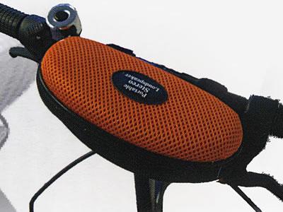 Mp3-högtalare för cykeln