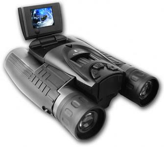 Kikare med digitalkamera