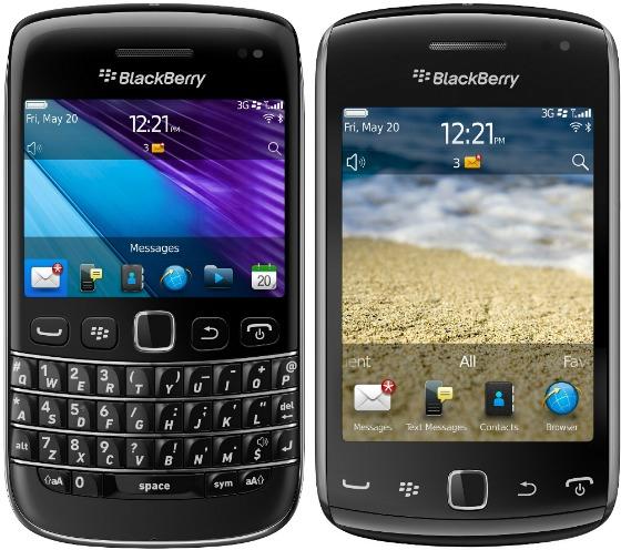 BlackBerry-mobiler