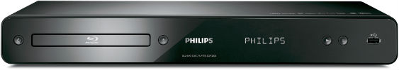 Philips Blu-ray Disc Player BDP9500