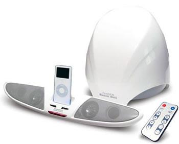 BooM1 2.1ch Audio System
