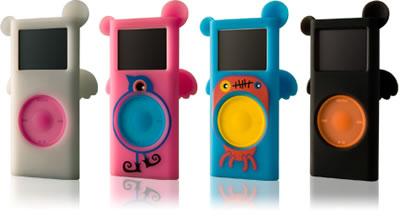 Boomwave-fodral för iPod Nano