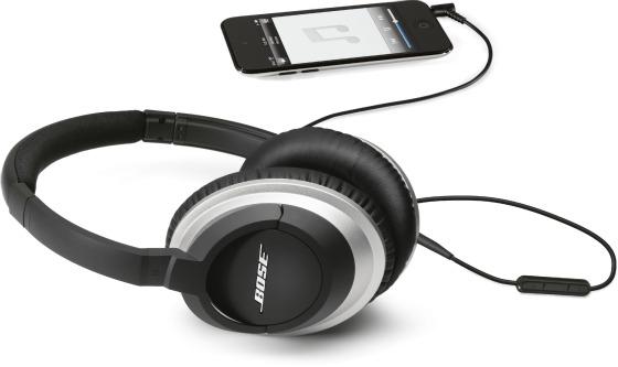 Bose AE2i hörlurar