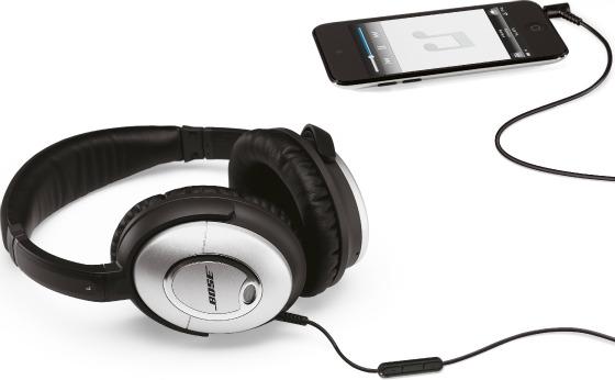 Bose QuietComfort 15 hörlurar