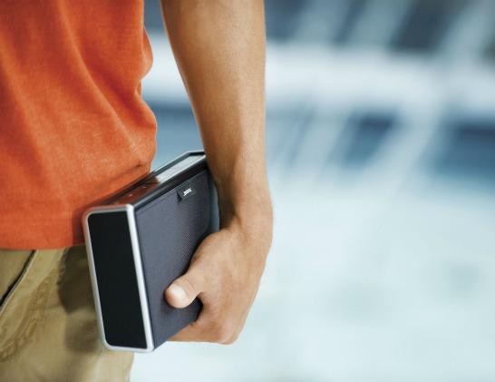 Bose SoundLink bärbar Bluetooth-högtalare
