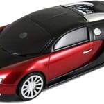 Bugatti Veyron som mobiltelefon