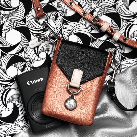 Canon IXUS-väska