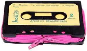 Cassette Wallet
