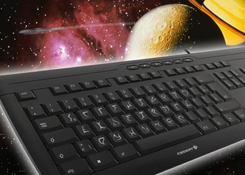 Star Trek tangentbord
