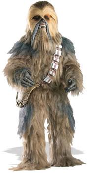 Chewbacca-dräkt