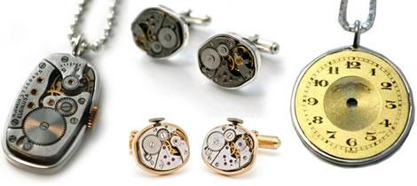Clockpunk-smycken