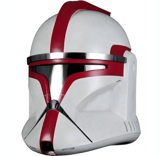 Star Wars clone trooper-hjälm för samlare