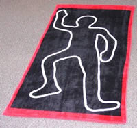Crime Scene Towel