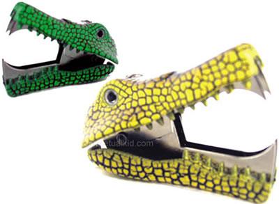 Krokodil för kontoret
