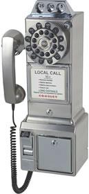 Crosley 1950's Style Payphone