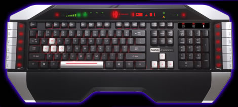 Cyborg tangentbord