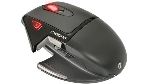 Cyborg datormus