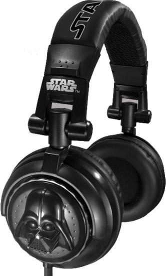 Dart Vader-hörlurar
