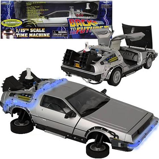 DeLorean-modell