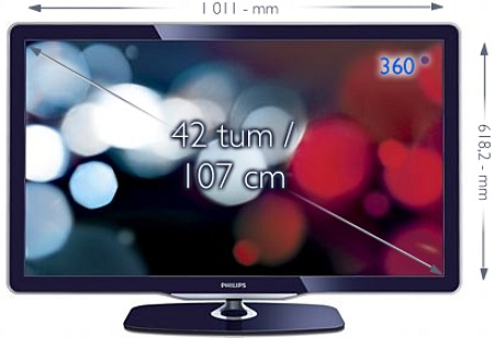 LED-TV Philips