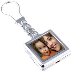 Nyckelring för digitalfoton