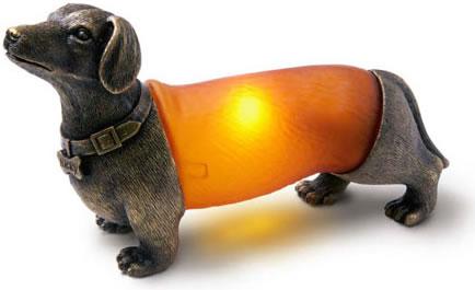 Hundlampa