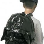 Darth Vader på ryggen